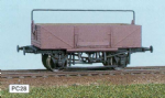 PC28 Parkside Dundas: BR SHOCK ABSORBING OPEN WAGON